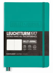 LEUCHTTURM BULLET JOURNAL, EMERALD