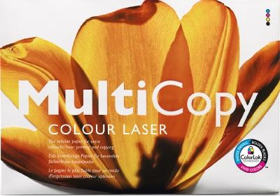 MULTICOPY COLOUR LASERPAPPER