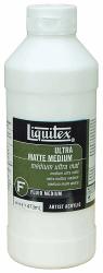 LIQUITEX ULTRA MATTE MEDIUM 473 ML