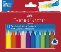 FABER CASTELL VAXKRITA,12-SET