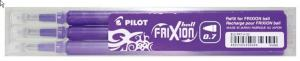 PILOT FRIXION CLICKER/BALL REFILL 0,7