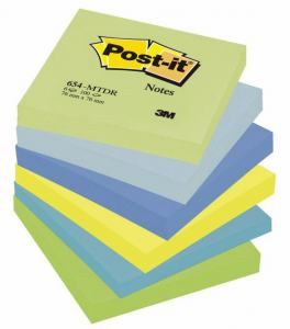 POST-IT DREAM 76X76MM, 6 ST/FRP