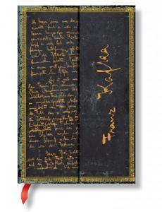 EMBELLISHED MANUSCRIPTS KAFKA, 100X140MM, 176 BLAD, LINJERAD
