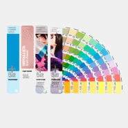 PANTONE PLUS FÄRGKARTA SOLID GUIDE SET GP1605M
