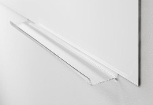 WHITEBOARD TAVLA GLAS OPALVIT