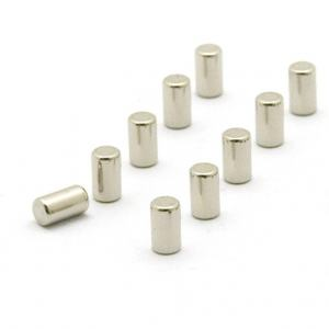 MAGNET MAGNUM SILVER, 4 X 7 MM