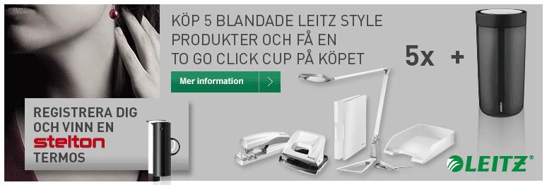 Leitz Style-kampanj!