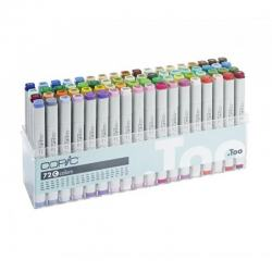 COPIC MARKER BASIC SET C 72