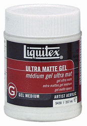 LIQUITEX ULTRA MATT GEL 237ML