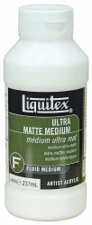 LIQUITEX ULTRA MATT MEDIUM 237ML