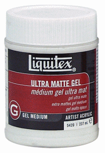 LIQUITEX ULTRA MATT GEL 237ML