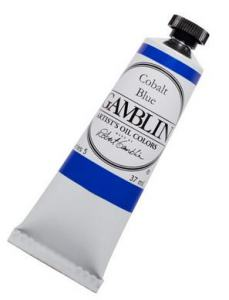 GAMBLIN 1830 ZINC WHITE 37 ML