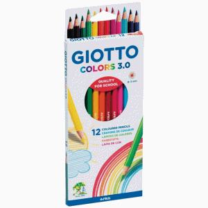 GIOTTO COLORS 3.0 12-PACK