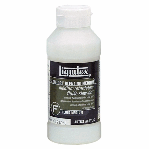 LIQUITEX SLOW-DRI BLENDING MEDIUM 237ML