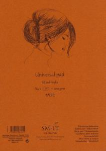 UNIVERSALBLOCK A4 200GRAM