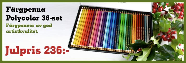 Polycolor 36-set