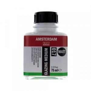 AMSTERDAM GLAZING MEDIUM MATT 75ML