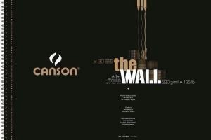 CANSON MARKERBLOCK, THE WALL A3