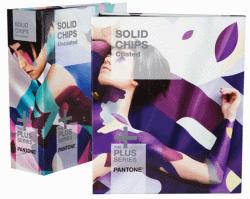 PANTONE PLUS SOLID CHIPS (2-BOOKS) GP1606N