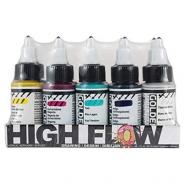 GOLDEN HIGHFLOW 30ML 10-SET HIGH FLOW DRAWING SET