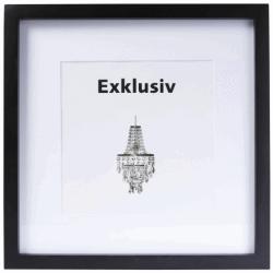RAM EXKLUSIV 18X18 SVART