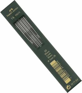 BLYERTSSTIFT 2MM, 2B