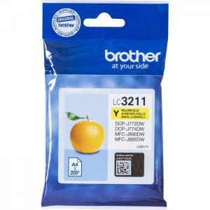 BLÄCKPATRON BROTHER DCP-J572 YELLOW
