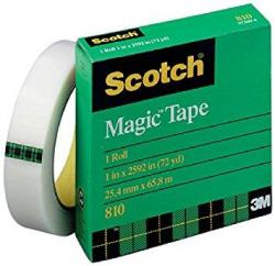 SCOTCH MAGIC DOKUMENTTEJP