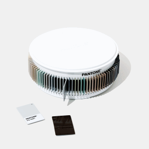 PANTONE PLASTIC STANDARD CHIP COLOR SET BLACK/GRAY