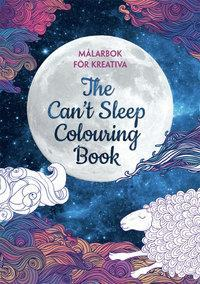 BOK: THE CAN'T SLEEP COLORING