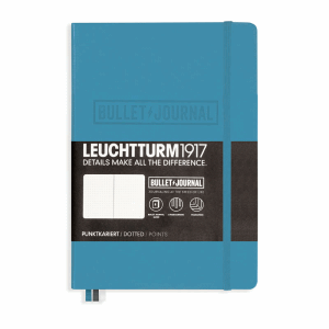 LEUCHTTURM BULLET JOURNAL, NORDIC BLUE