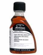 ARTISAN FAST DRYING MEDIUM 250ML
