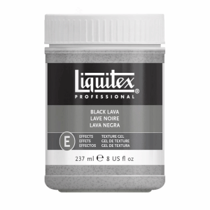 LIQUITEX BLACK LAVA 237 ML