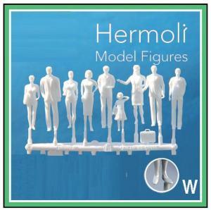 HERMOLI STÅENDE FIG 1:200 24ST