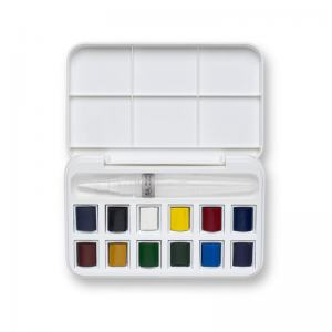 WINSOR & NEWTON COTMAN WATER COLOUR BRUSH PEN-SET