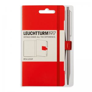 LEUCHTTURM PEN LOOP RED