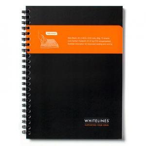 WHITELINES A5 SPIRALBLOCK