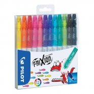 PILOT FRIXION COLOR 12-PACK
