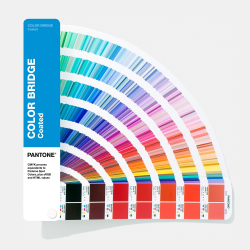 PANTONE FÄRGKARTA COLOR BRIDGE COATED GG6103A