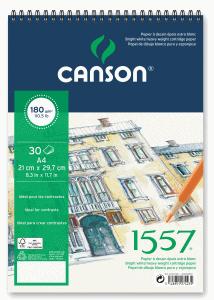 CANSON RITBLOCK 1557, A4