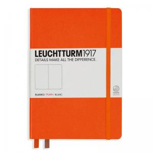LEUCHTTURM MEDIUM OLINJERAD, ORANGE