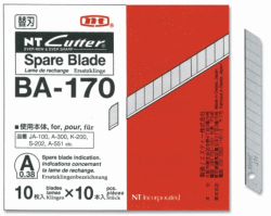 BRYTBLAD NT-CUTTER BA-170, 10-PACK