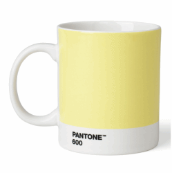 PANTONE MUGG LIGHT YELLOW 600