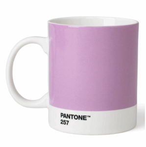 PANTONE MUGG LIGHT PURPLE 257