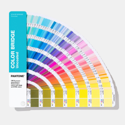 PANTONE FÄRGKARTA COLOR BRIDGE & UNCOATED GG6104A
