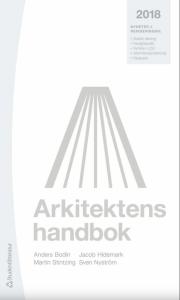 ARKITEKTENS HANDBOK 2018