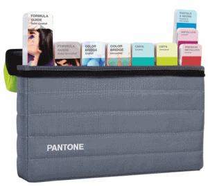 PANTONE PLUS PORTABLE GUIDE STUDIO (9 SOLFJÄDRAR) GPG304N