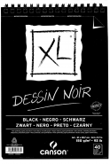 CANSON XL BLACK A4-SKISSBLOCK
