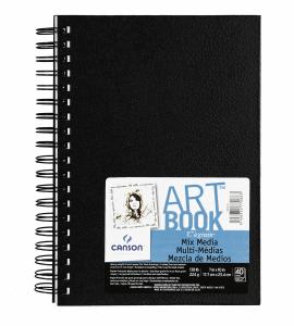 CANSON MIX ART BOOK, 18X25,4CM