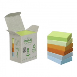 POST-IT 38X51 PASTELL 6-PACK